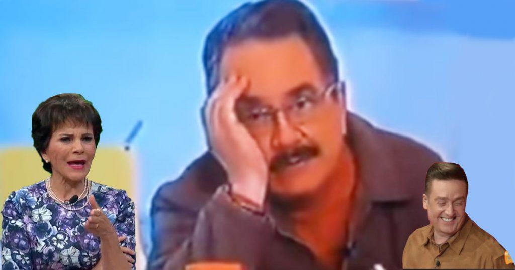 Daniel Bisogno reveló el regaño de Paty Chapoy a Pedro Sola por el oso de la mayonesa