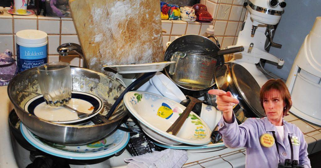 Cover Ley Trastes Sucios Lavar