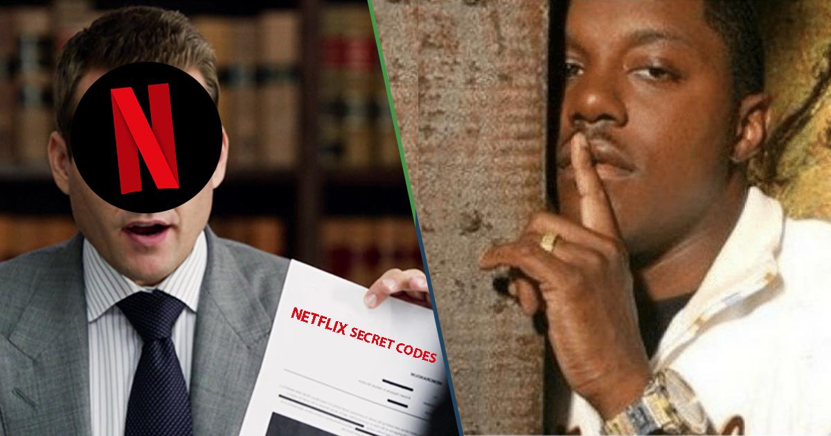 Cover Netflix Códigos Secretos Películas Series