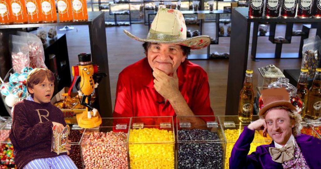 Willy Wonka nivel: Jelly Belly regalará su fábrica de dulces a quien encuentre el boleto dorado