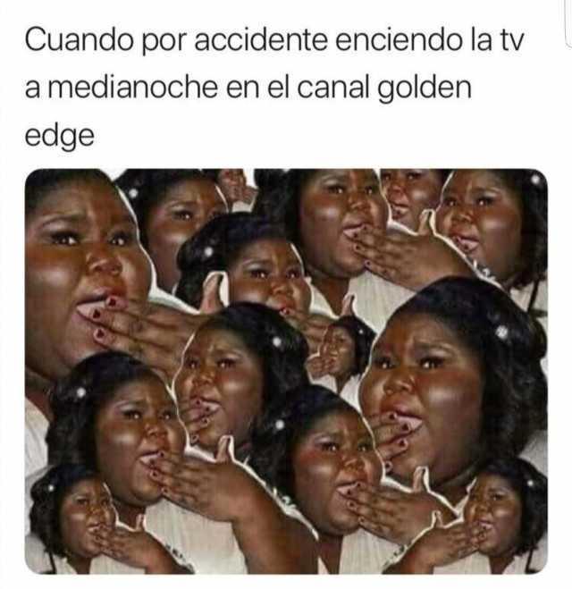 golden edge meme