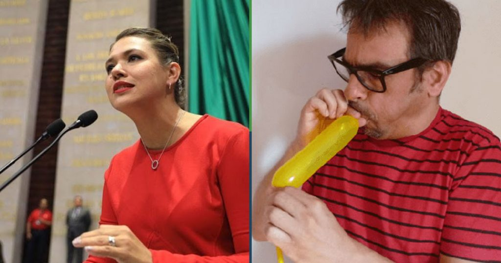 """Propuestas de las interesantes: Diputada propone quitarle el IVA a los """"globitos del amor"""""""