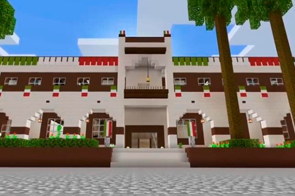 Minecraft daran-grito-de-independencia