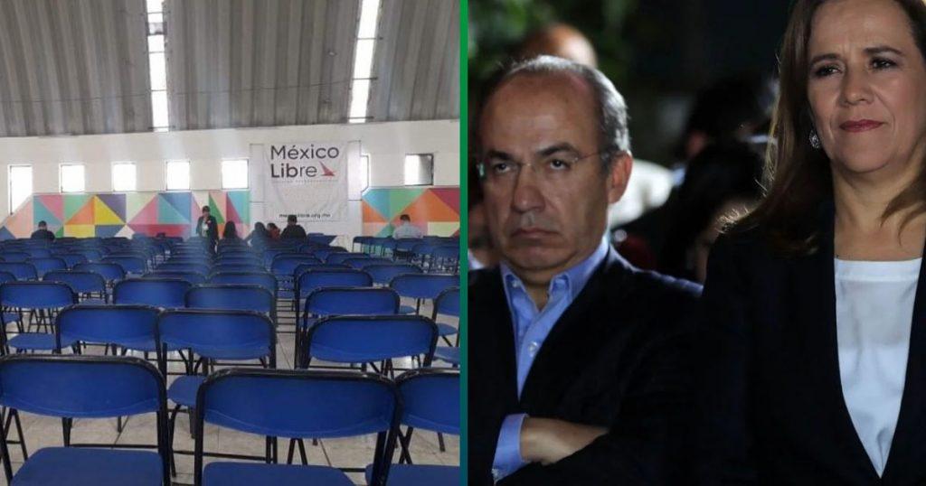 Personas imaginarias que apoyan partido de Calderón se indignan por decisión del INE