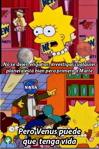 Marte Nasa Venus Meme