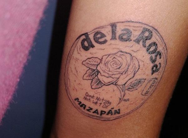 mazapan tatuajes
