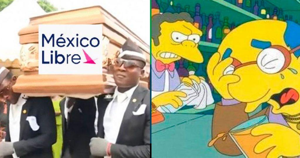 15 memazos y reacciones que nos dejaron la derrota de México Libre y sus amigos