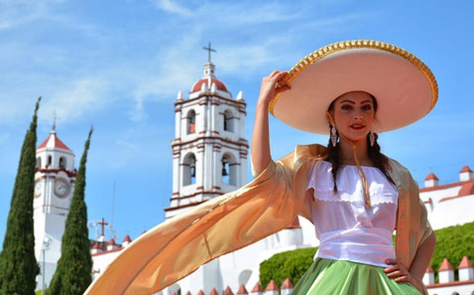 Blanjicanos hoy se vestirán como mexicanos, no como el resto del año