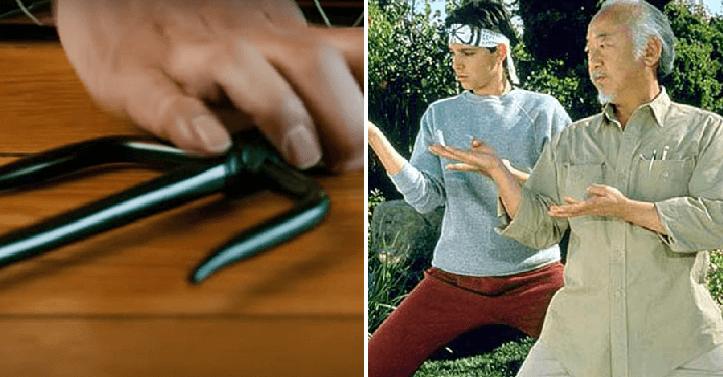 Teoría explica por fin quién era en realidad el Sr. Miyagi de Karate Kid