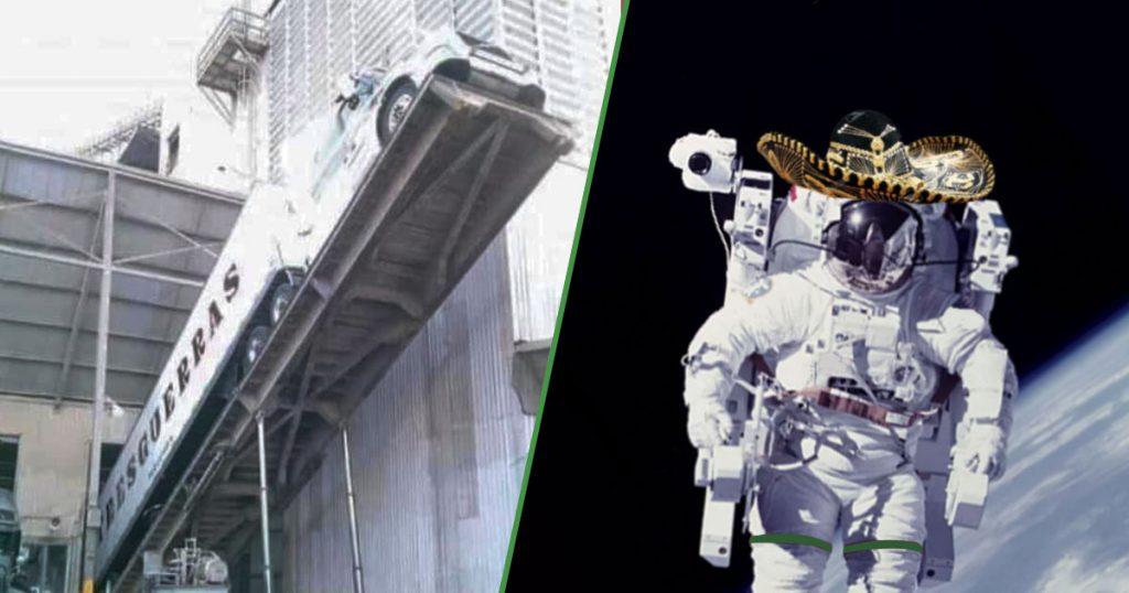 Y en otras noticias: México se prepara para lanzar el primer tráiler tripulado a la Luna