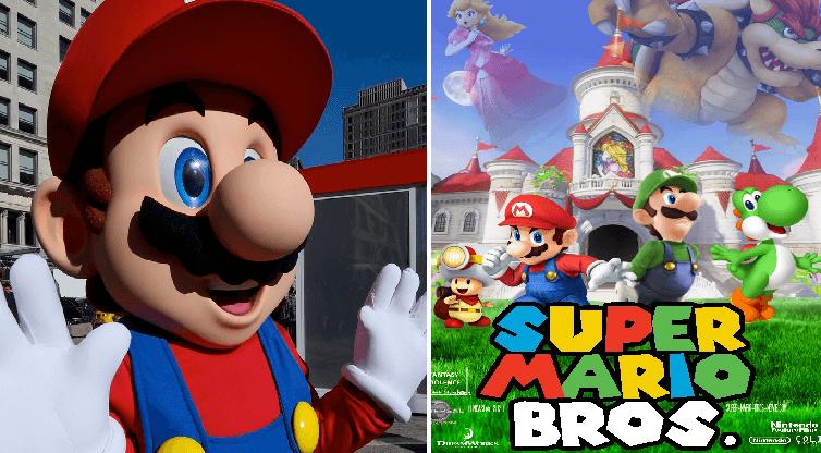 Nintendo confirma que está en camino una película de Super Mario Bros