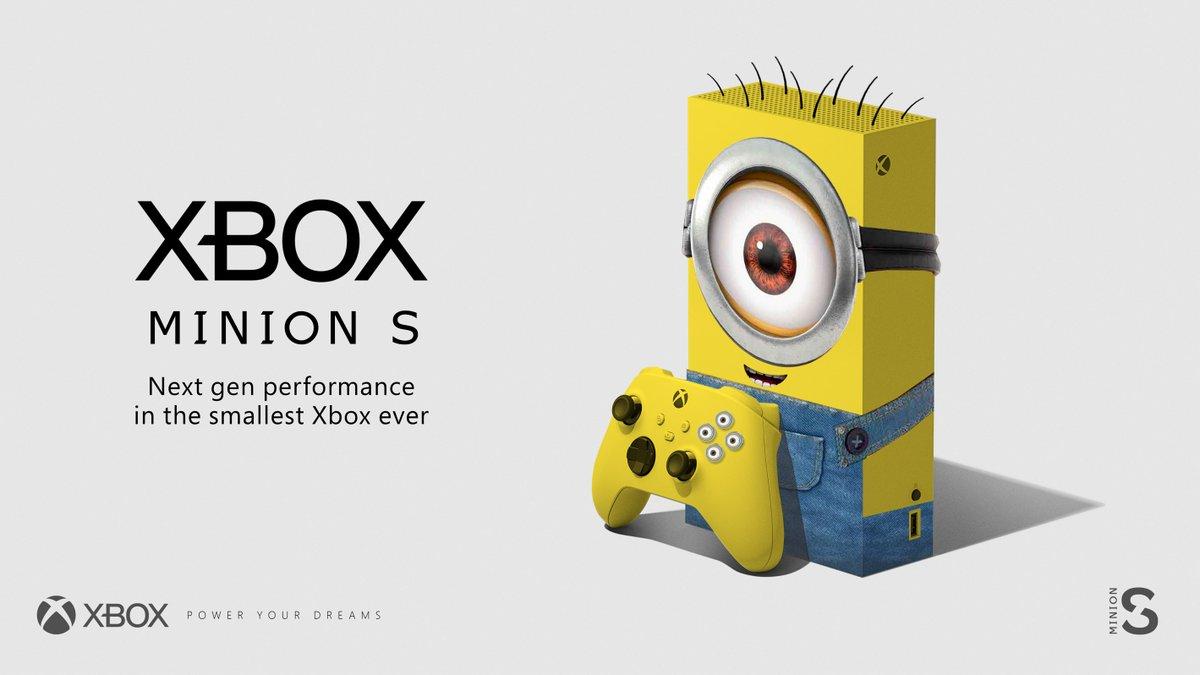 minion xbox