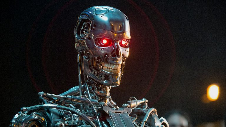terminator // nota perros robot