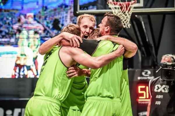 ¡Lo lograron! El Vytis-Gulbelė llega a la final de la la Lietuvos Krepšinio Lyga