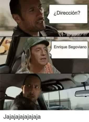 dirección enrique segoviano meme chespirito