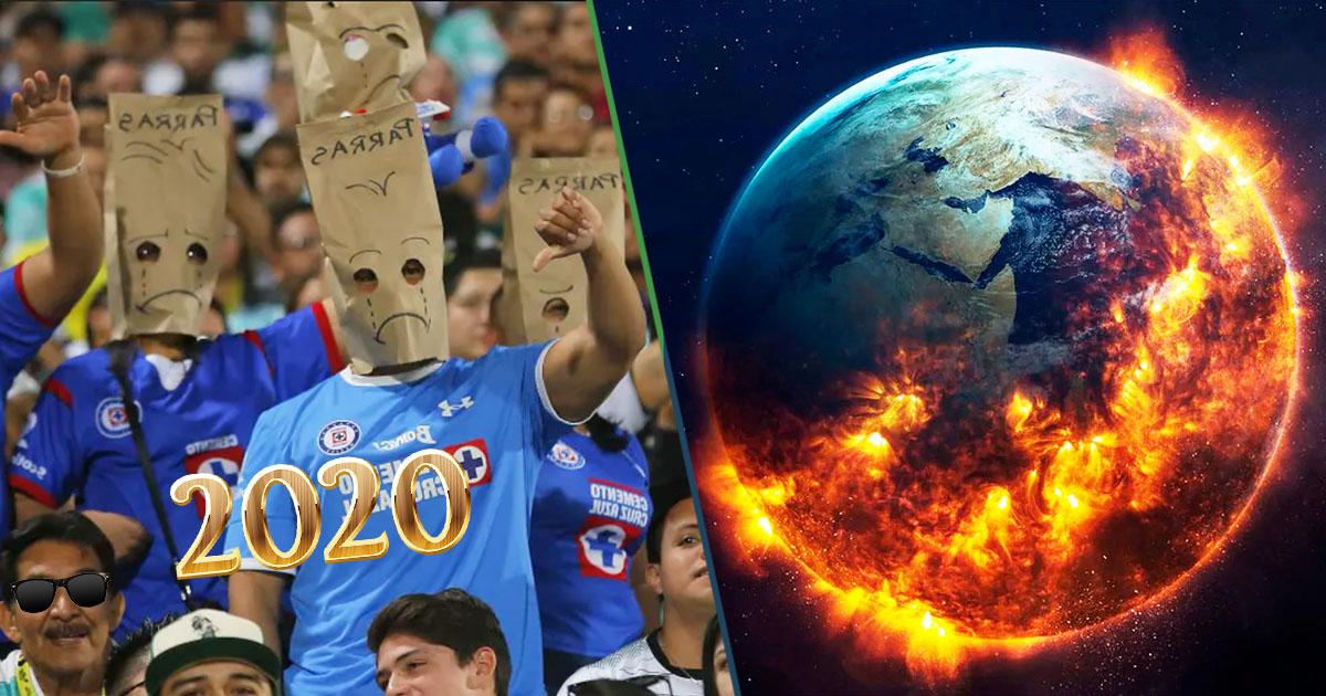 Cover Cruz Azul Fans 2020