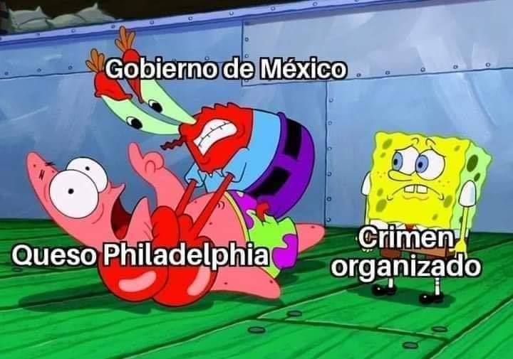 Queso Gate meme