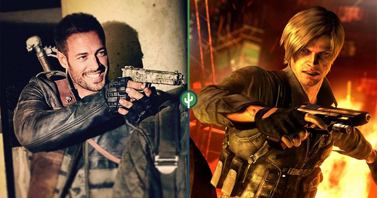 Resident Evil William Levy