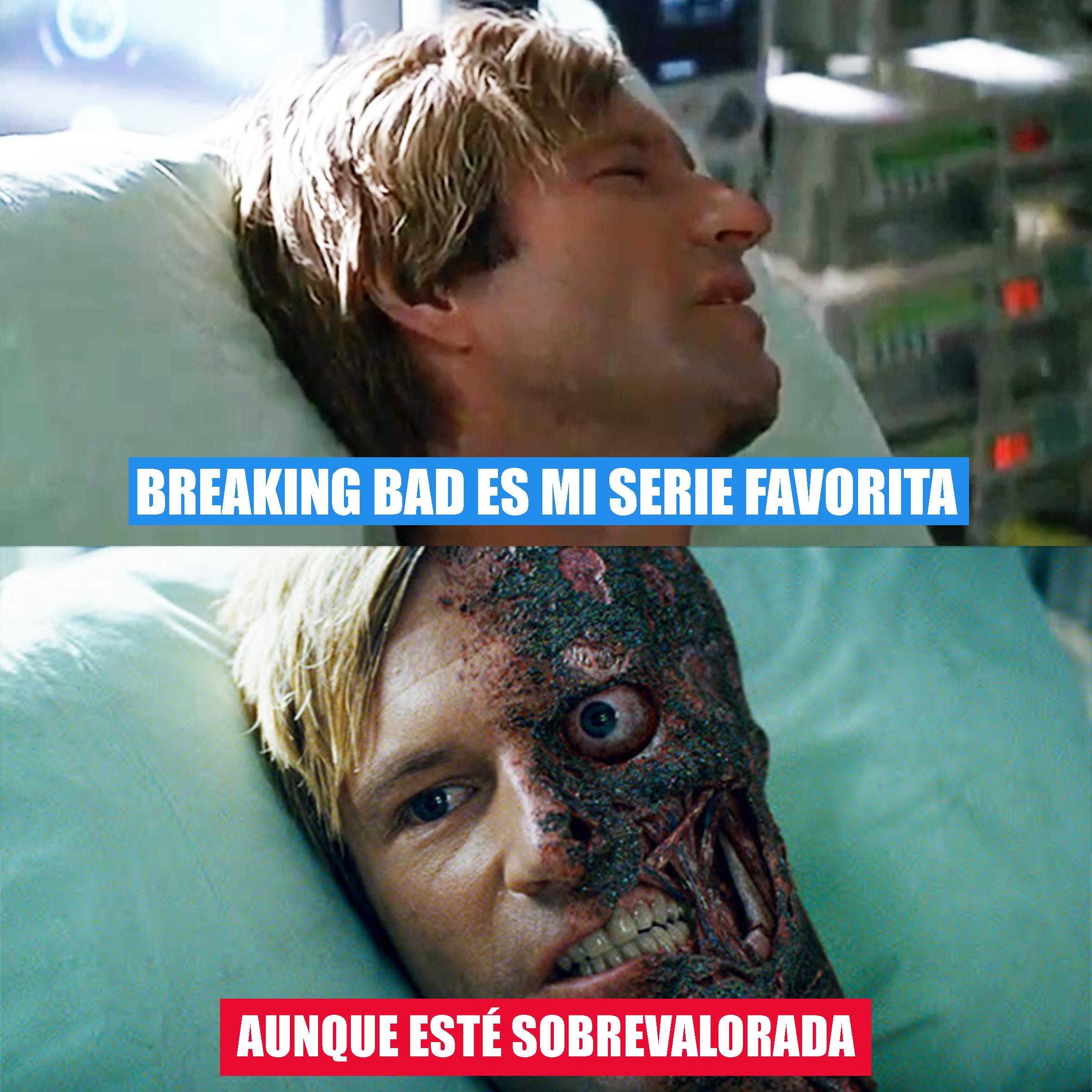 Verdades Breaking Bad Dent Meme