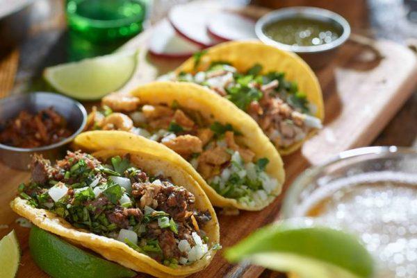 covid tacos