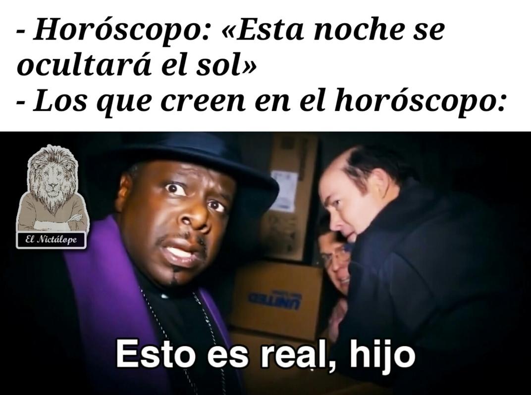 horóscopos meme