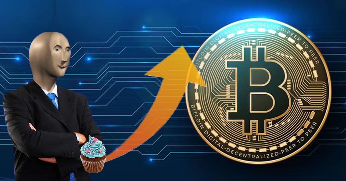Cover Bitcoin Cupcakes