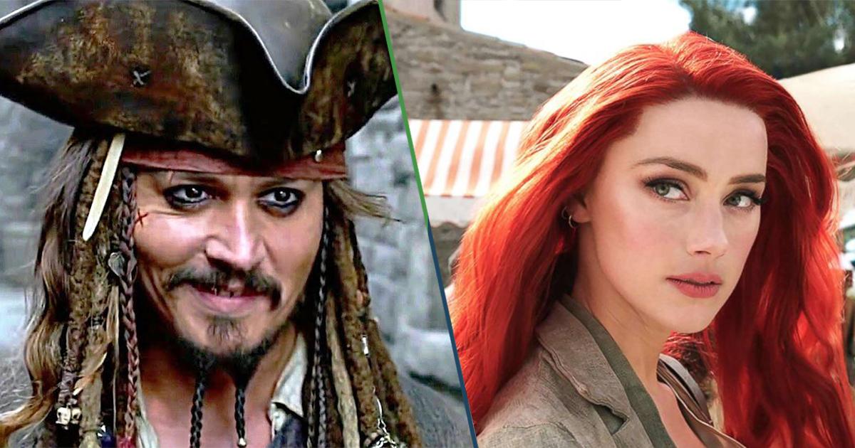 Cover Fans Johnny Depp Amber Heard Warner Bros