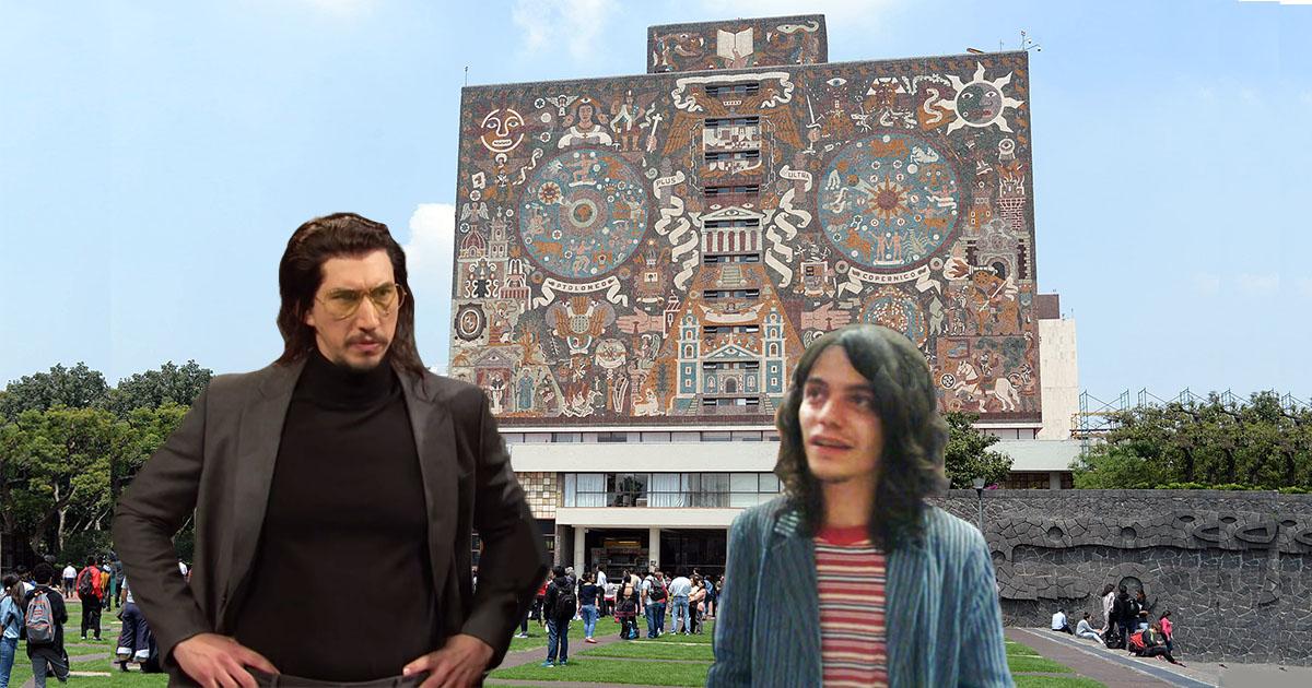Cover Filósofo Profesor Clases UNAM