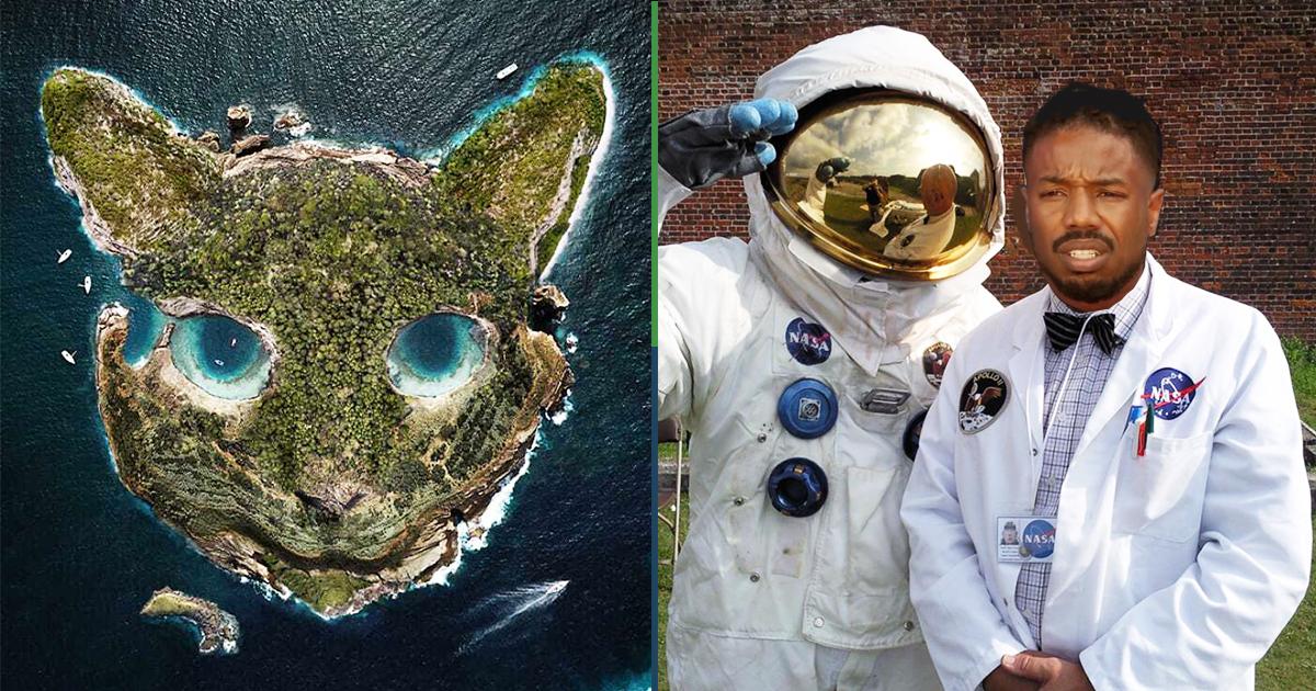 Cover Michigan NASA