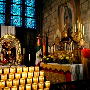 ¿En dónde está este altar?