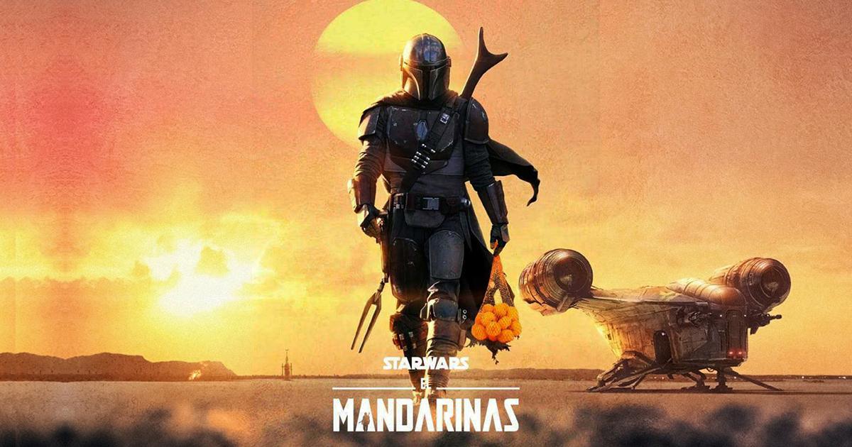 The Mandalorian El Mandarinas Cover