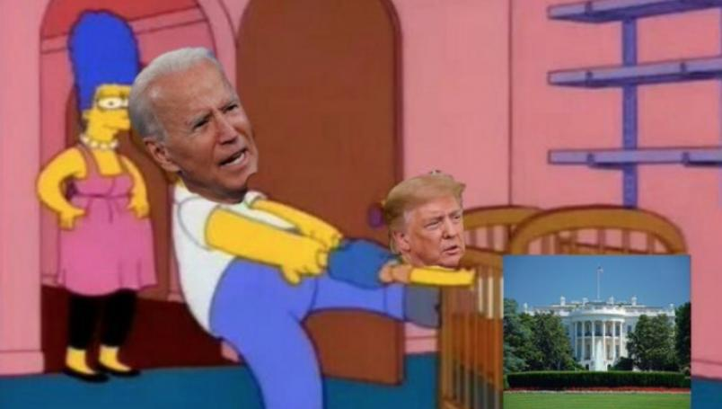 joe biden trump presidente