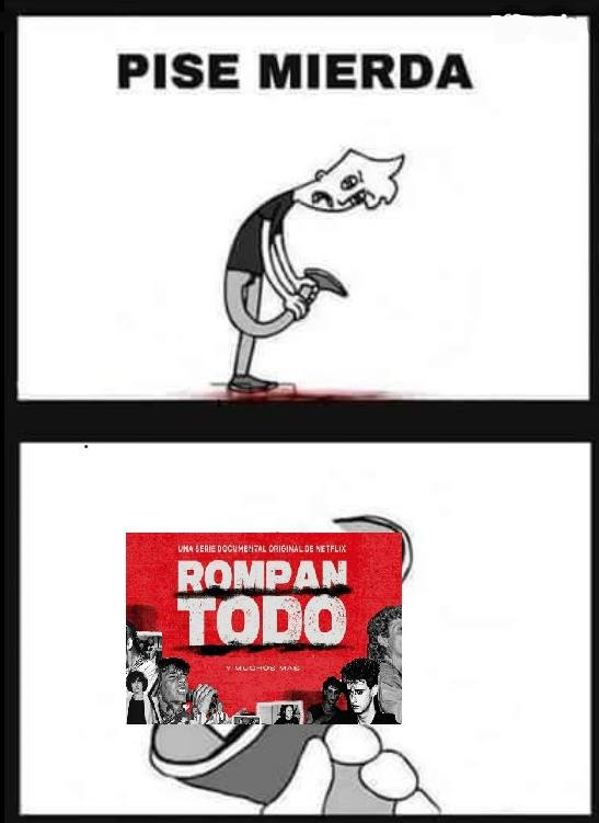 ROMPAN TODO
