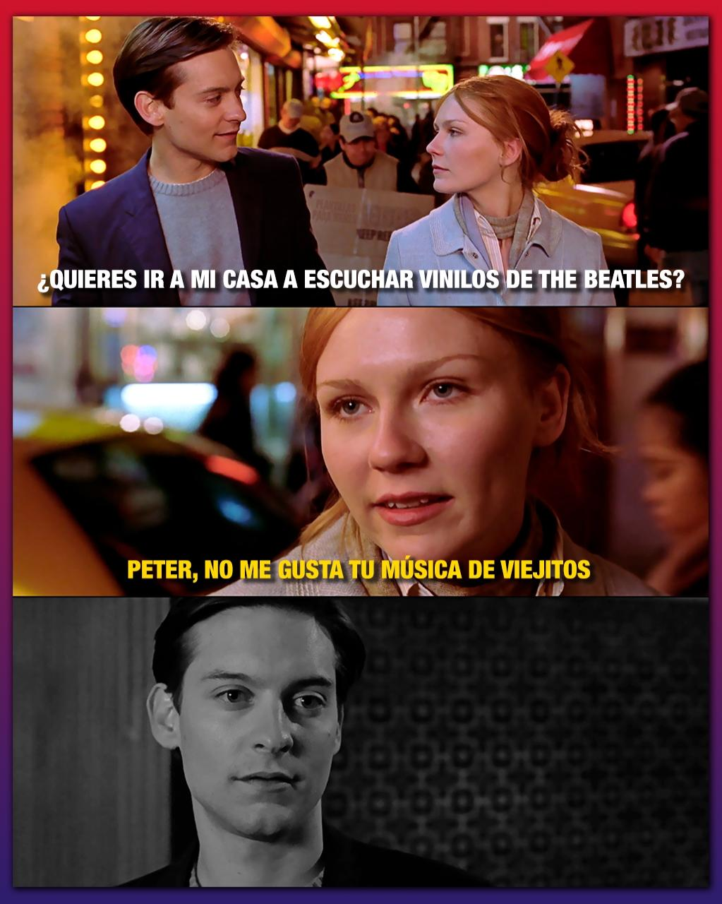spider-man peter parker meme