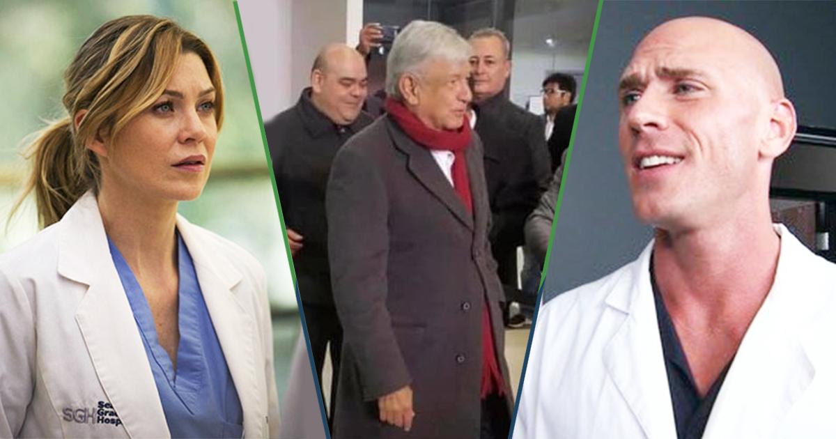 Cover Doctores México Dinamarca
