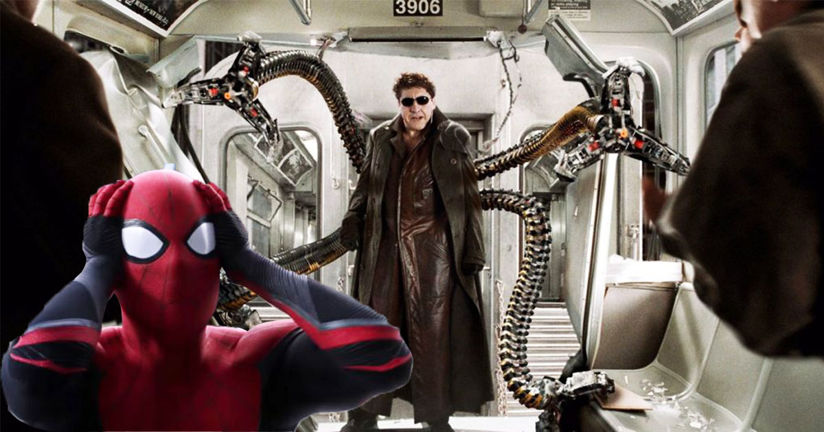 Cover Spider-Man 3 Alfred Molina Doctor Octopusjpg