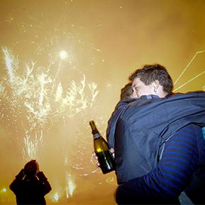 ¿Te llega entusiasmo por el nuevo año que viene?