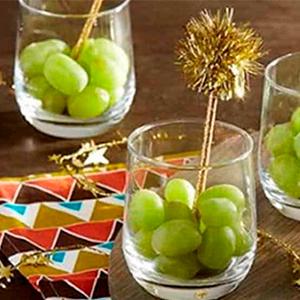 ¿Sientes que el Año Nuevo no está completo sin las uvas?