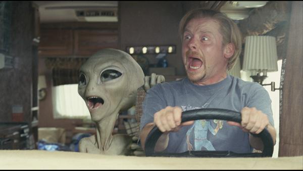 paul alien scream