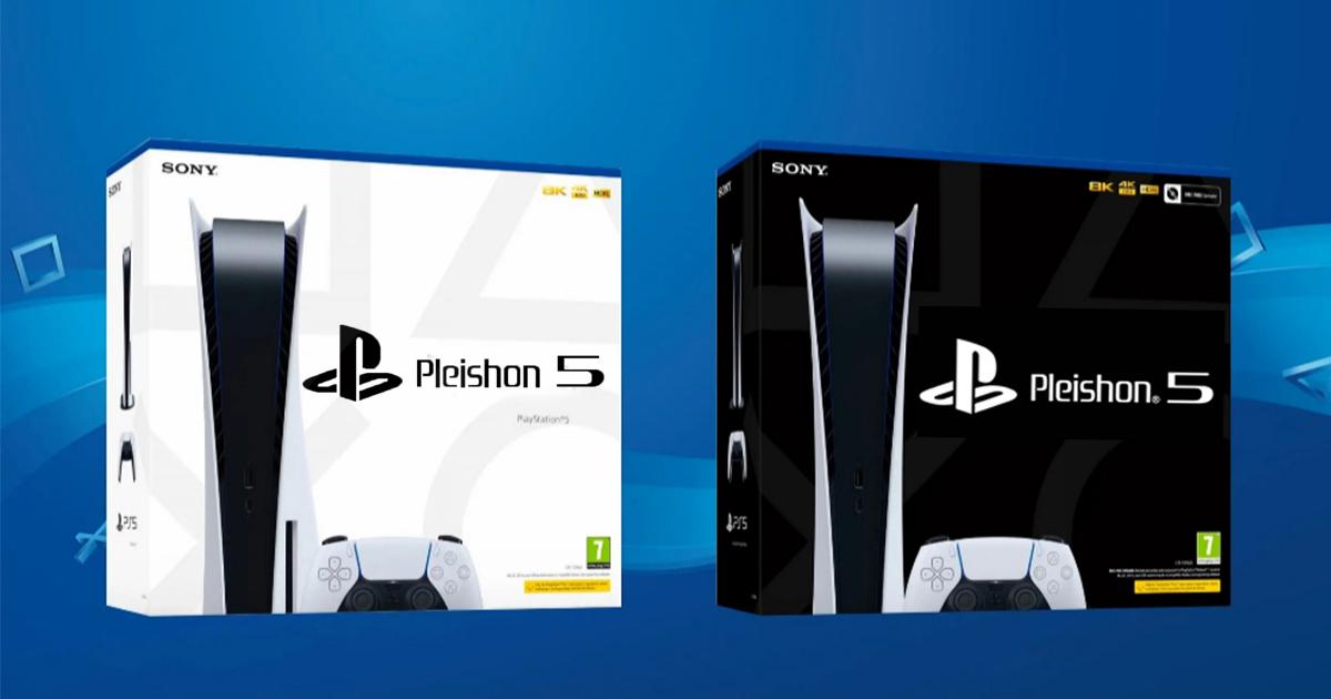 AMLO Pleishon 5 AMLO Sony