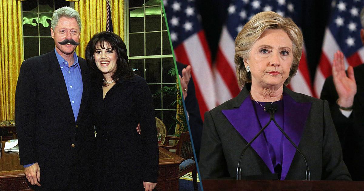 Cover Bill Clinton George Clinton AMLO Monica Lewinsky