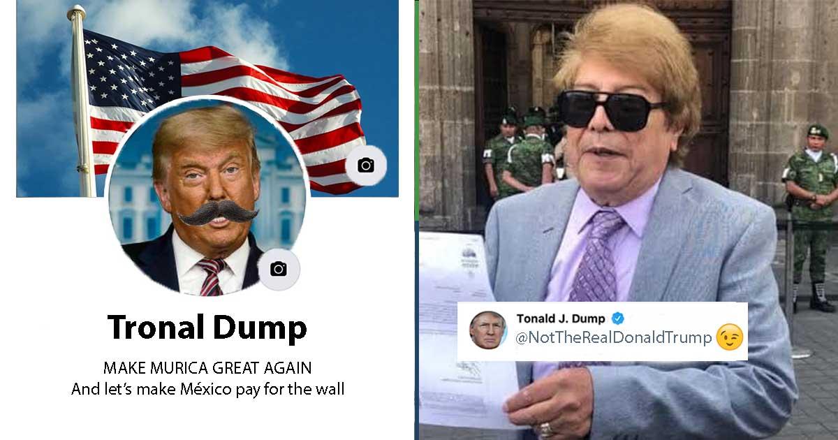 Cover Donald Trump Twitter Facebook Bloqueo