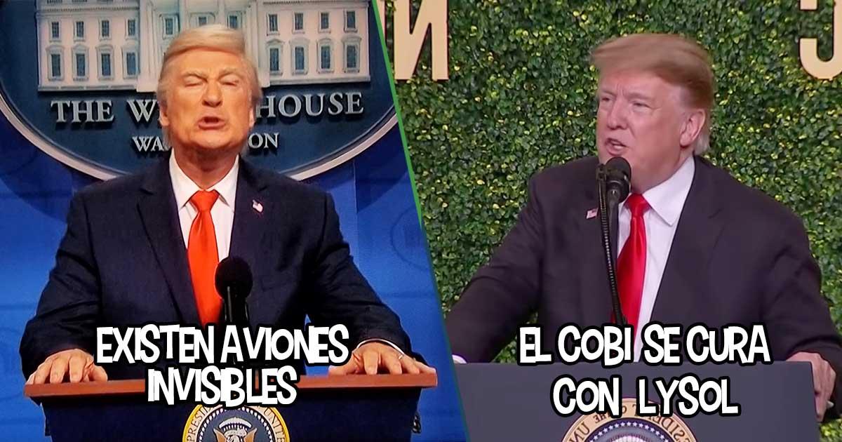 Cover Incoherencias Donald Trump