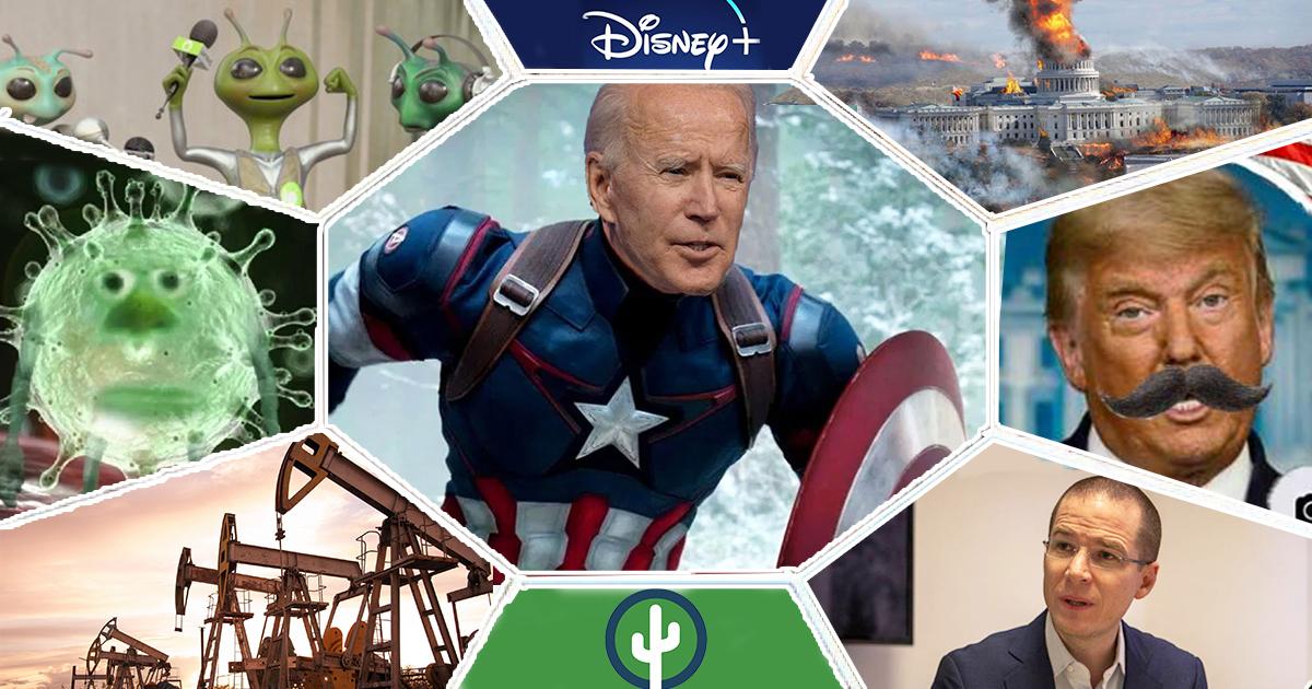 Cover Joe Biden Enemigos Estados Unidos