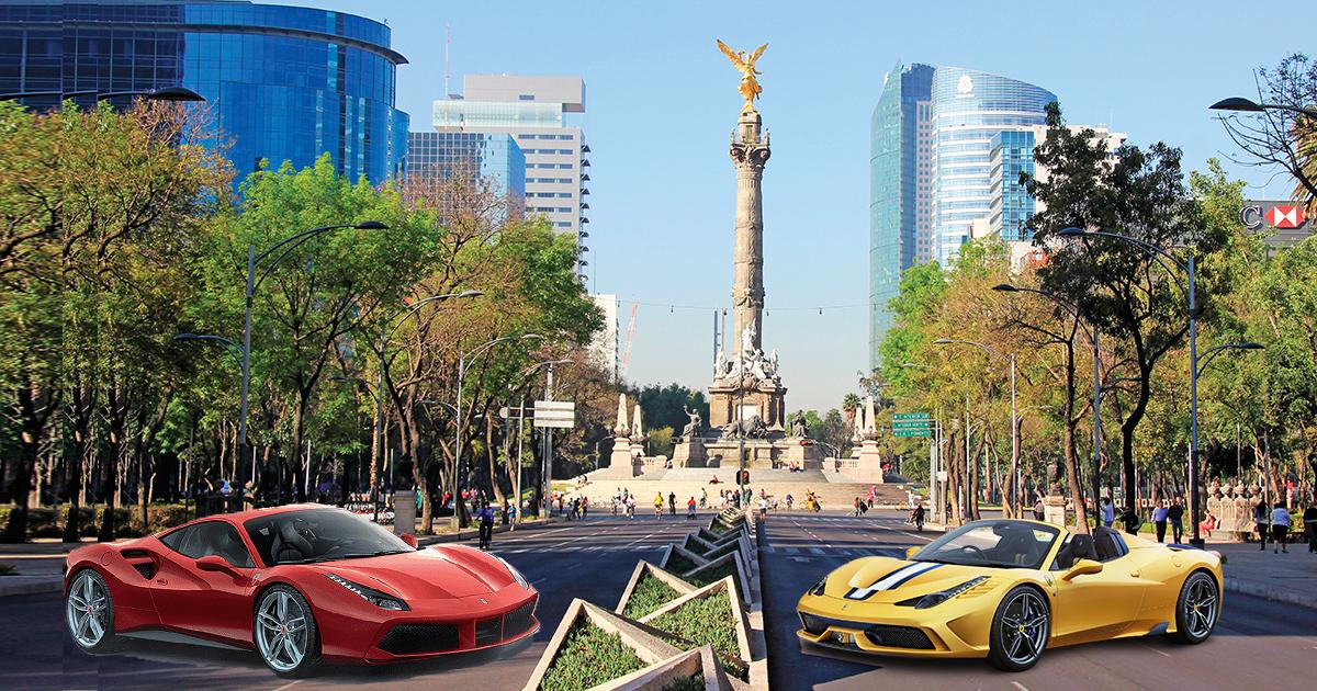 Cover Metro CDMX Ferrari