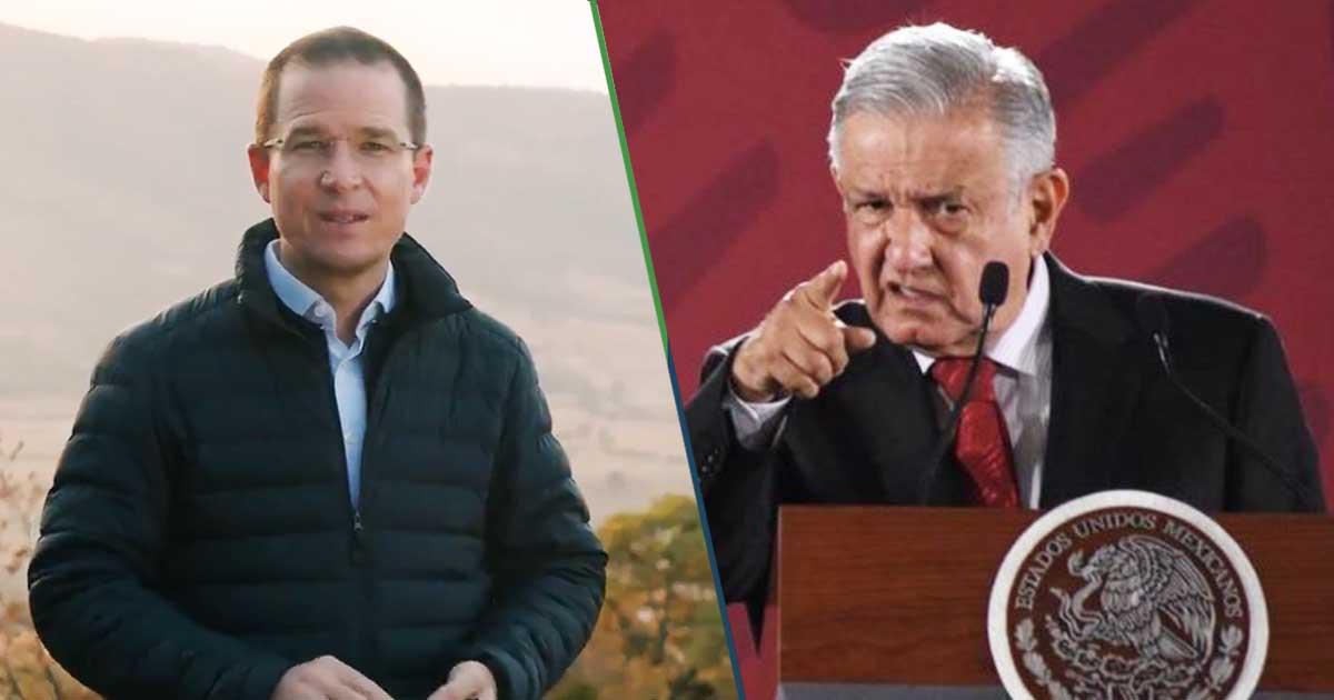 Cover Ricardo Anaya AMLO Presidencia 2024