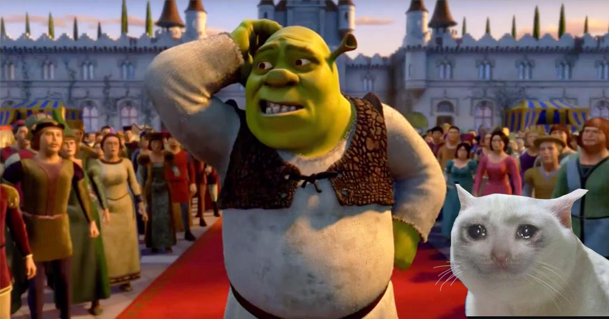 Cover Shrek 2 Yo quiero un héroe