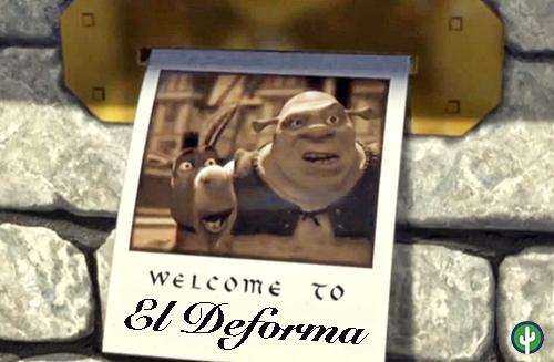 El Deforma Shrek