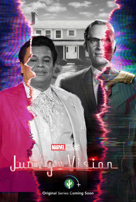 Juangavision Wandavision Poster