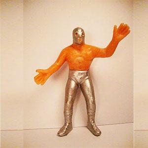 Luchador de Plástico